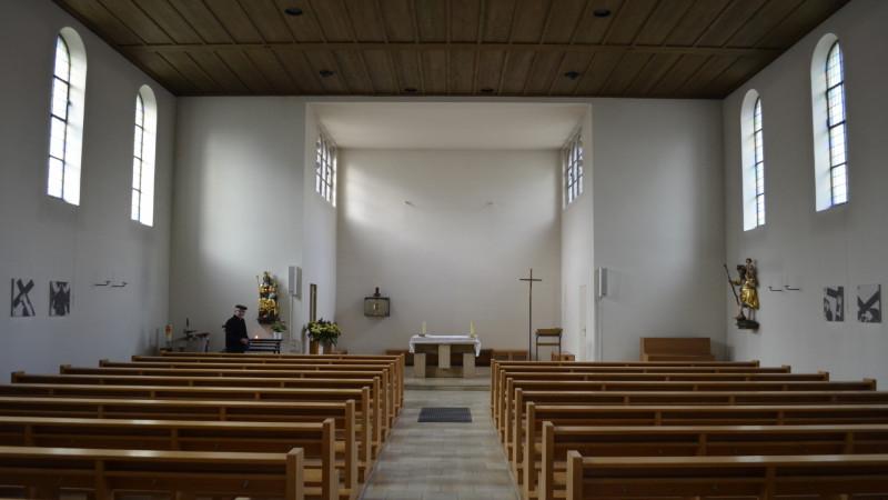 Kirche St. Christophorus | © Regula Pfeifer