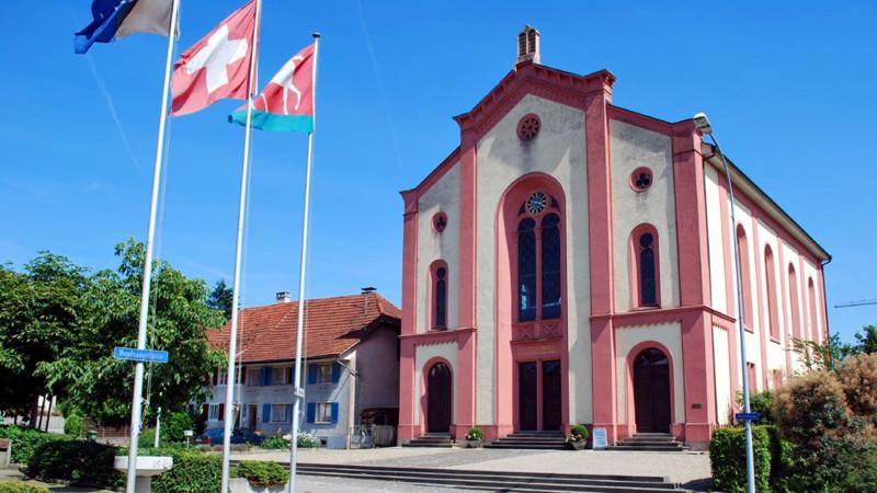 Die Synagoge von Lengnau AG  | © Barbara Ludwig