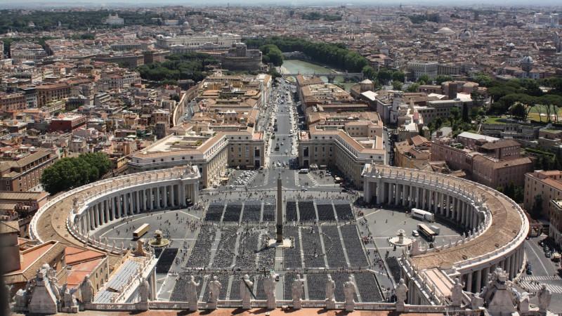 Petersplatz, Rom | © pixabay