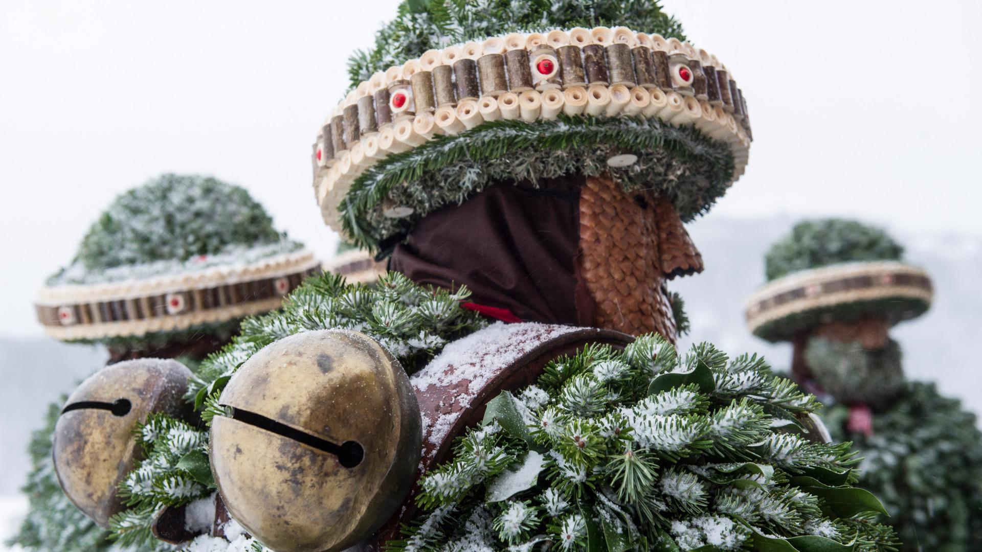 Urnäsch: Mit Zäuerli und Schellenklang ins neue Jahr