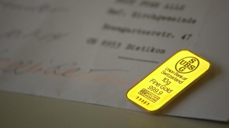 Goldbarren locken als Schmuck oder dienen der Vermögensanlage. | © Brot für alle