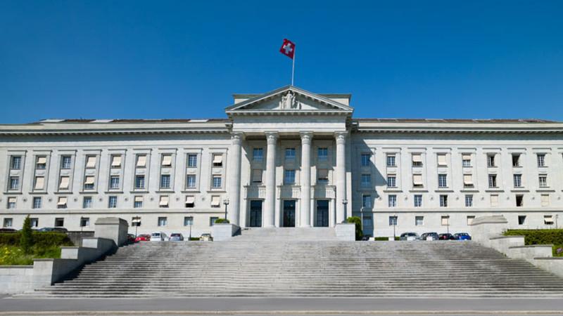 Bundesgericht in Lausanne | © zVg