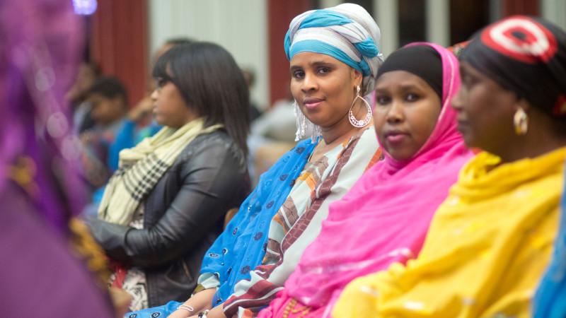 Somalische Frauen in der Schweiz | © 2014 Heike Grasser