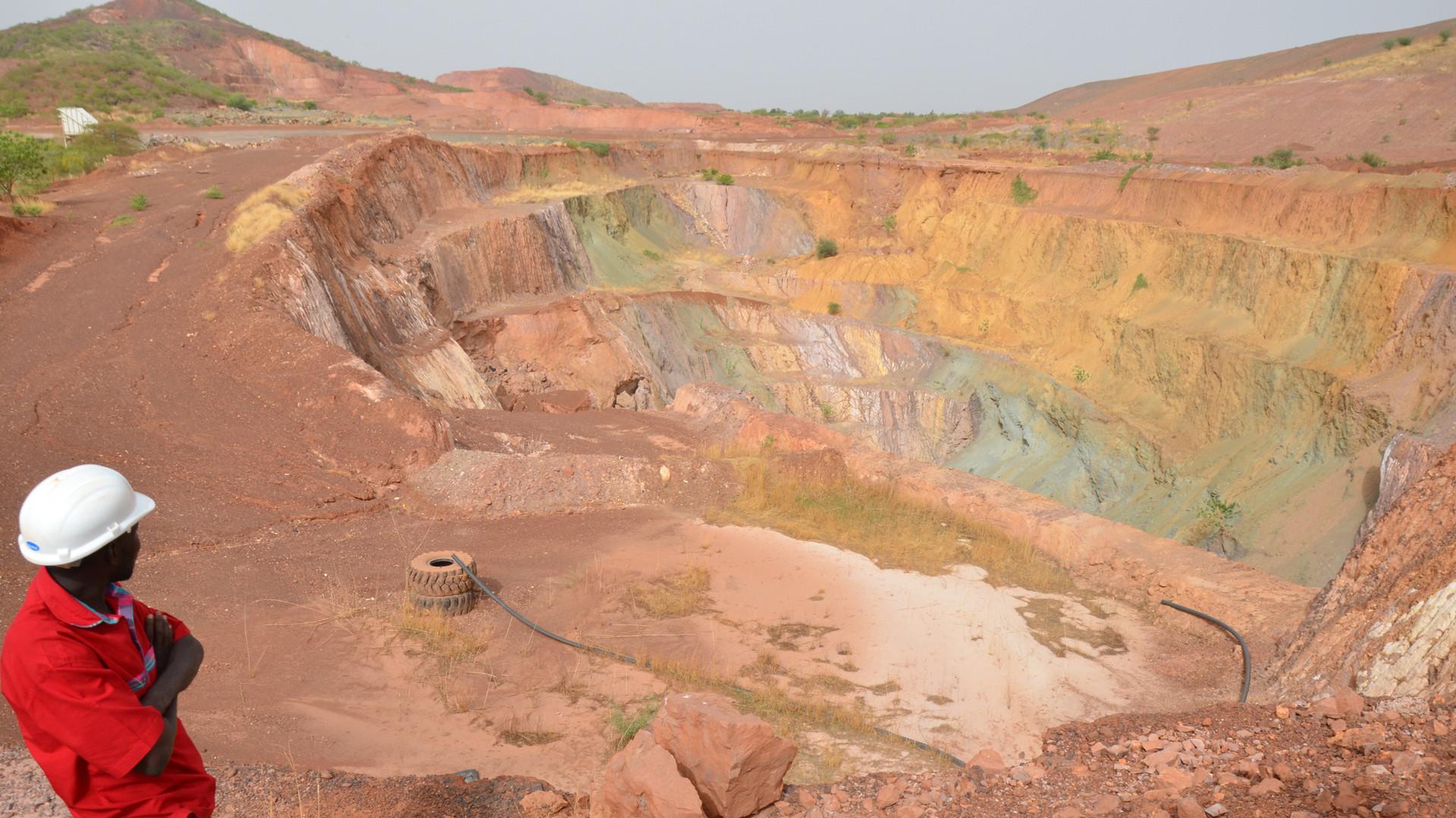 Goldmine Kalsaka in Burkina Faso | © Meinrad Schade/Fastenopfer