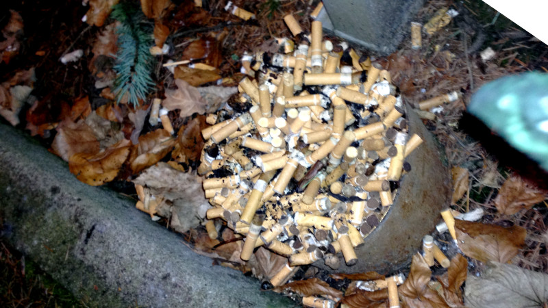 Fastenzeit zum Beispiel mit Zigaretten-Fasten | © 2016 Georges Scherrer