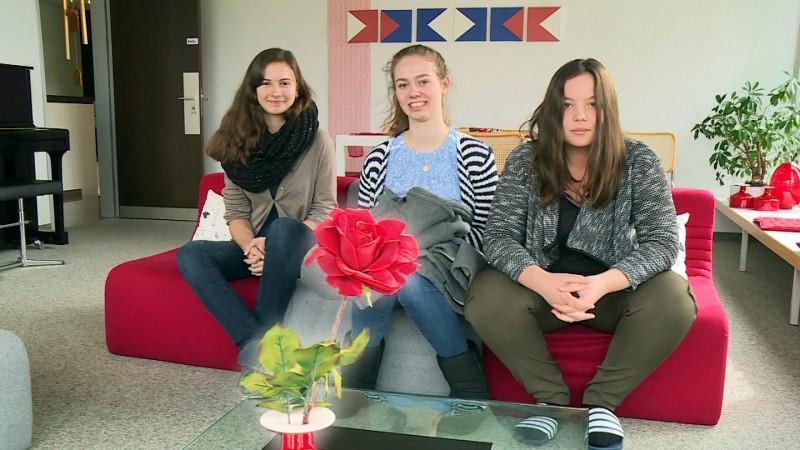 Was halten junge Frauen vom Film «Das Tagebuch der Anne Frank»? | © 2016 Hans Merrouche