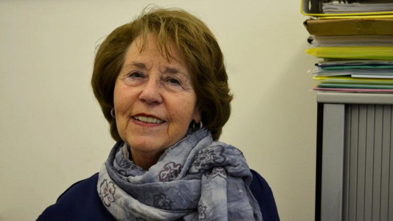 Margrit Gätzi, Präsidentin Pro Filia Schweiz | © 2016 Regula Pfeifer