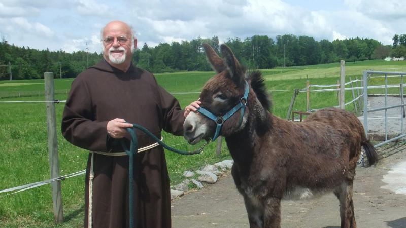 Anton Rotzetter, Kapuziner und Tierschützer | © Aktion Kirche und Tier (Akut)