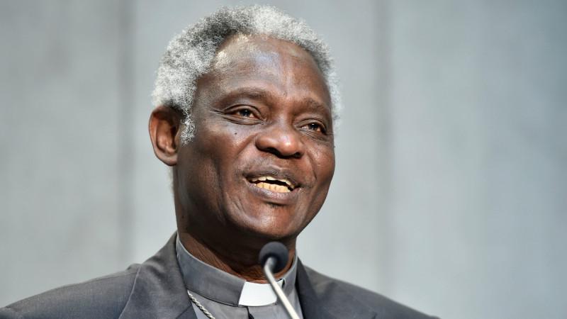 Kardinal Peter Kodwo Appiah Turkson | © KNA