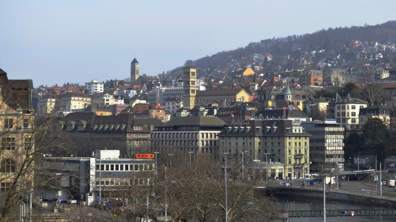Mögliche Bistumskathedrale: katholische Kirche Liebfrauen Zürich | © 2016 Regula Pfeifer