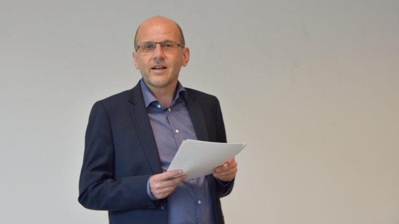 Daniel Kosch, Generalsekretär Römisch-Katholische Zentralkonferenz   © 2016 David Wakefield