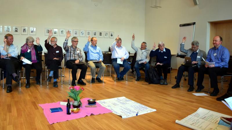 Pfarrei-Initiative Mitgliederversammlung | © 2016 kath.ch