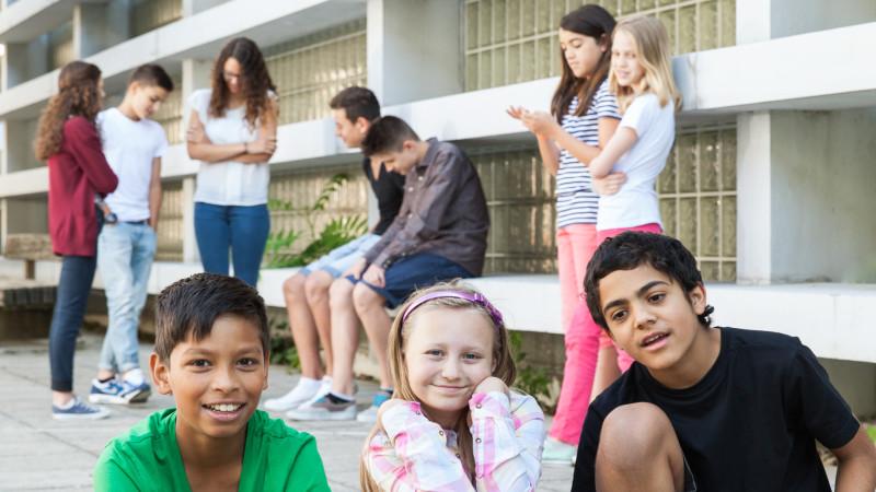 Schülerinnen und Schüler der Freien Katholischen Schulen Zürich | © zVg