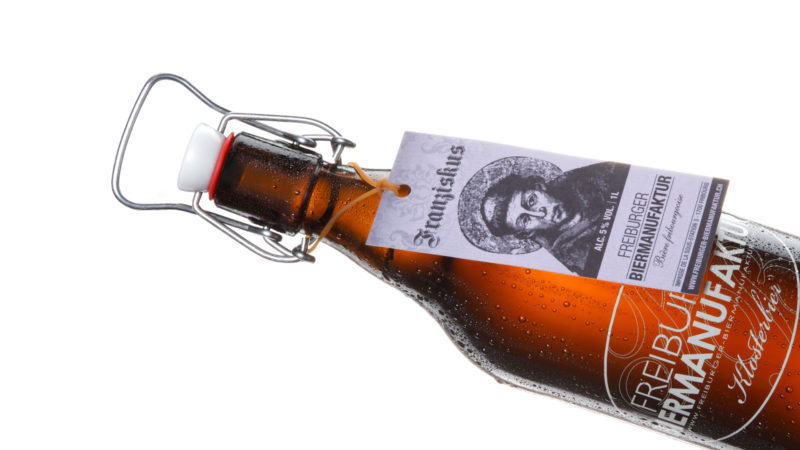 Franziskus-Bier | © zVg Biermanufaktur