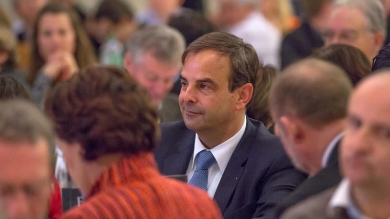 CVP-Präsident Gerhard Pfister | © zVg