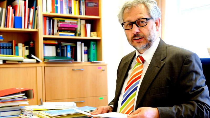 Franz Kreissl, Leiter Amt für Pastoral und Bildung St. Gallen | © Regina Kühne