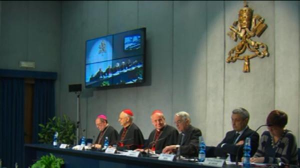 VorstelluVorstellung des Dokuments Amoris laetitia in Rom: Medienkonferenz | © 2016 screenshot radio vaticanng des Dokuments Amoris laetitia in Rom: Medienkonferenz | © 2016 screenshot radio vatican
