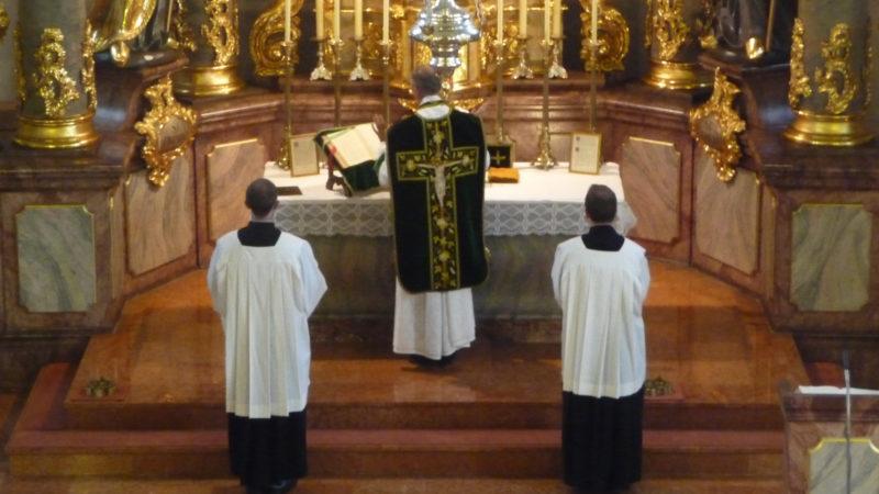 Messe nach ausserordentlichem Ritus | © Joachim Specht/Wikimedia Commons
