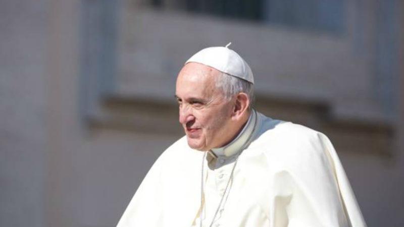 Papst Franziskus  | © 2016 Oliver Sittel