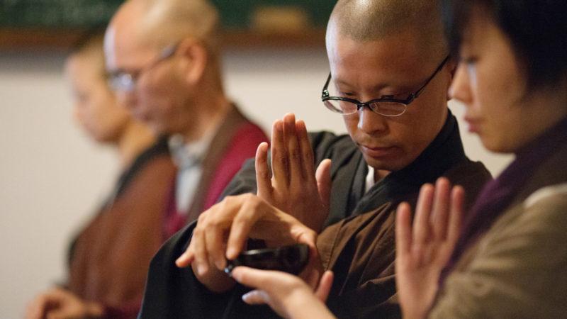 Meditationsübung im Zen-Kloster | © Look Now!