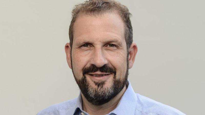 Giuseppe Gracia, Medienbeauftragter im Bistum Chur | © 2016 Bistum Chur