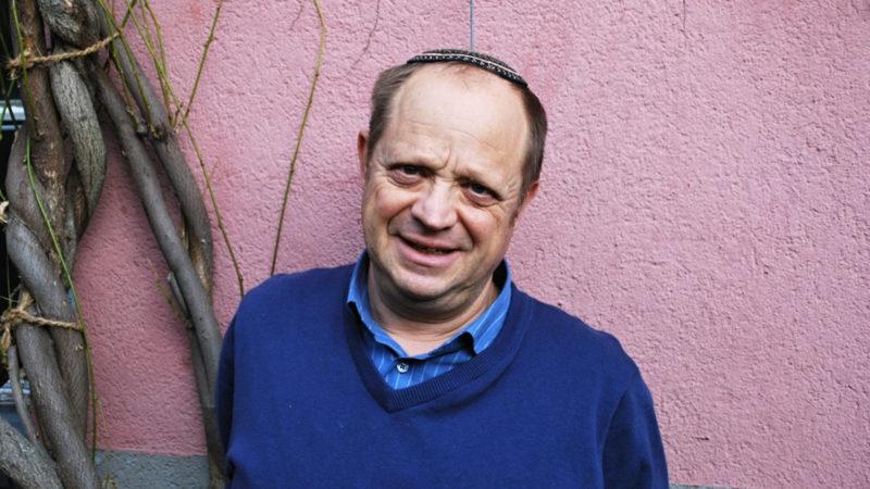 Michel Bollag, Co-Leiter des Zürcher Instituts für interreligiösen Dialog   © Barbara Ludwig