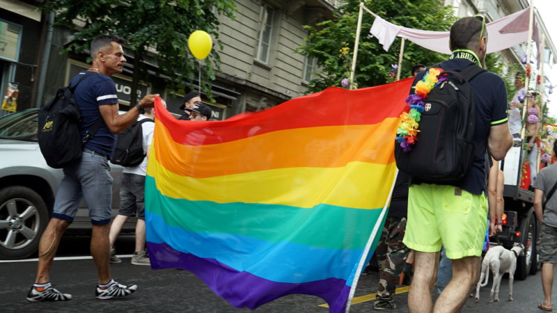 Pride-Parade in Freiburg | © Georges Scherrer