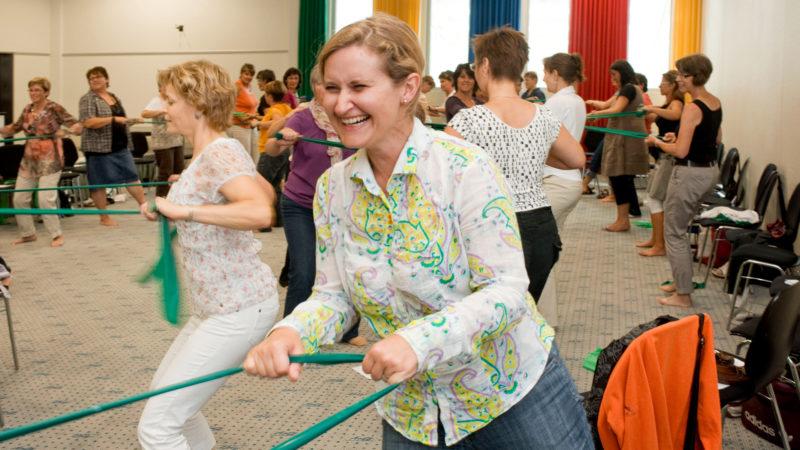 Impulstagung des SKF zu «Frauenbande», 2011 | © Priska Ketterer