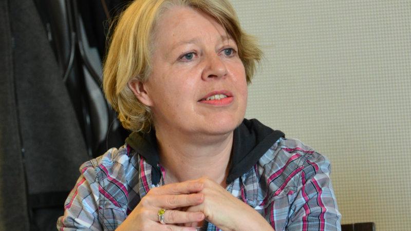 Kathrin Winzeler, Kommunikationsbeauftragte des SKF | © zVg