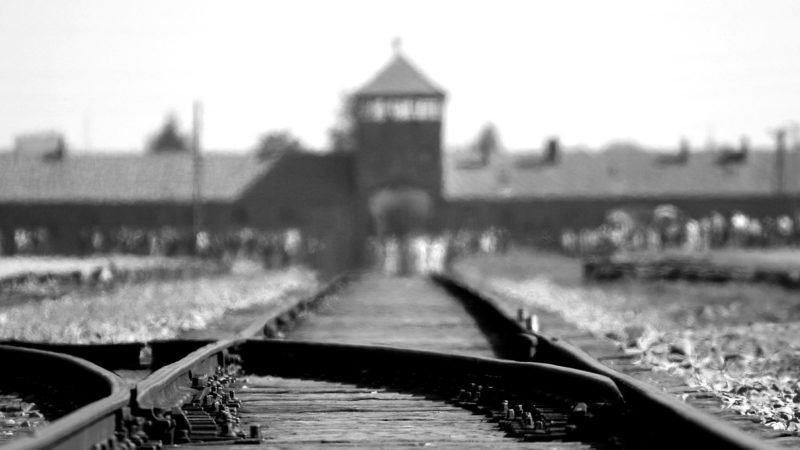 Vernichtungslager Auschwitz-Birkenau   © RonPorter pixabay.com CC0