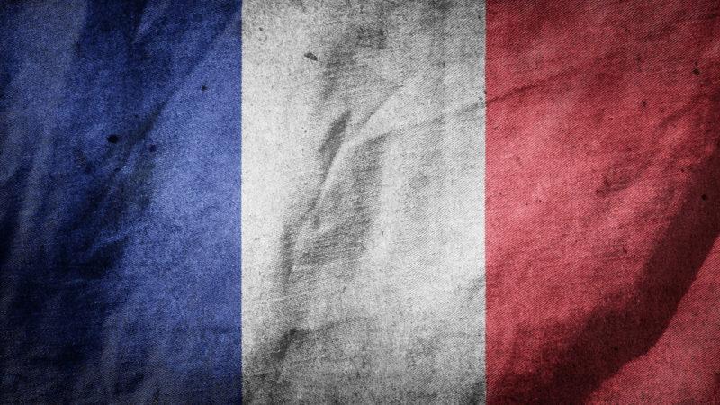 Die französische Fahne | © Pixabay