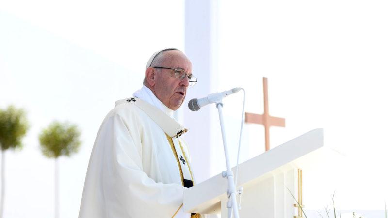 Papst Franziskus  | © Mazur/episkopat.pl