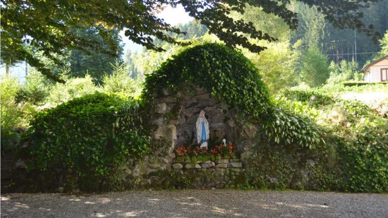 Maria Himmelfahrt jakobsbad kloster schwester chiara