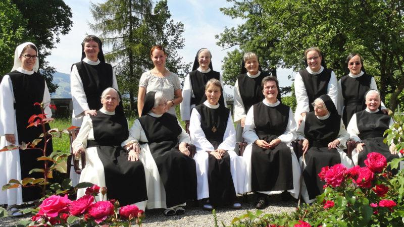 Die Schwesterngemeinschaft des Klosters Wurmsbach | © 2016 zVg
