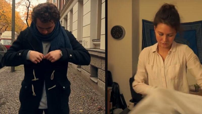 Szene aus «Vor deiner Tür» | Screenshot