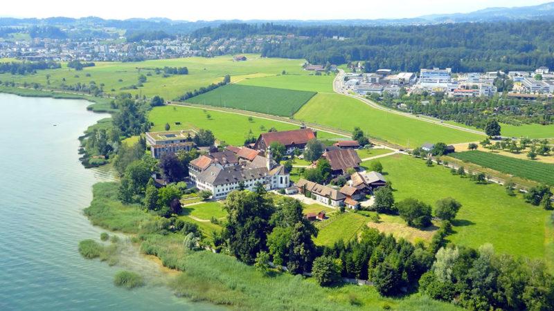 Kloster und Impulsschule Wurmsbach | © 2016 zVg