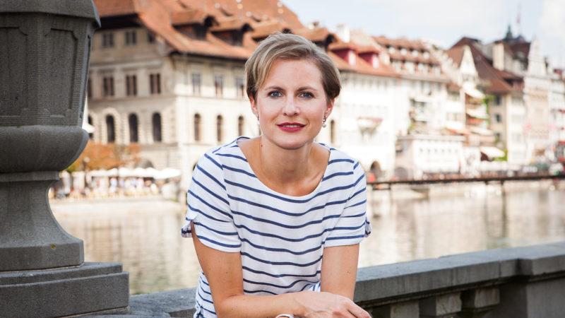 Edith Birbaumer, Pastoralassistentin und Wort zum Sonntag Sprecherin | © SRF/Merly Knörle