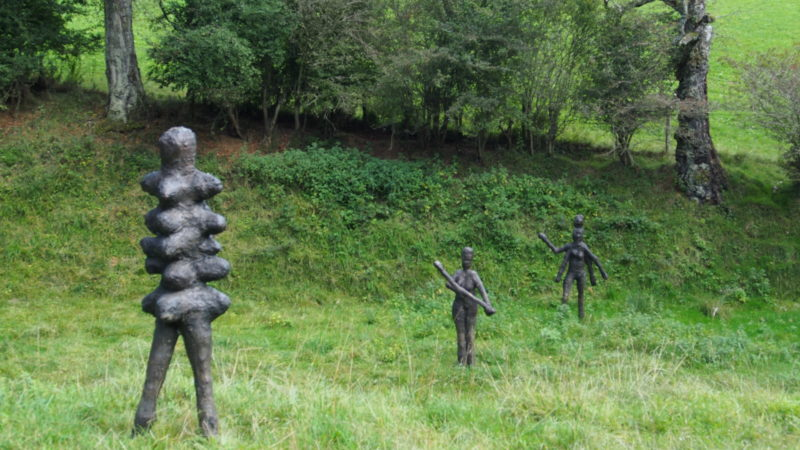Eindrücke aus dem Skulpturengarten | © Boris Burkhardt