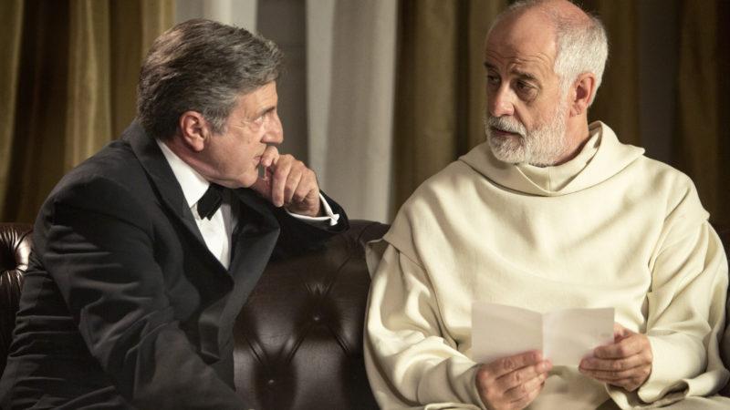 Daniel Auteuil und Toni Servillo in «Le Confessioni» | © 2016 Xenix Filmdistribution