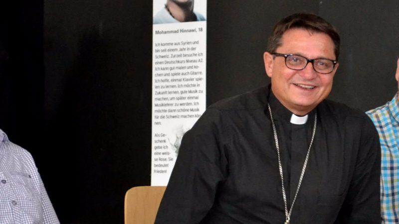 Bischof Felix Gmür | © Francesca Trento