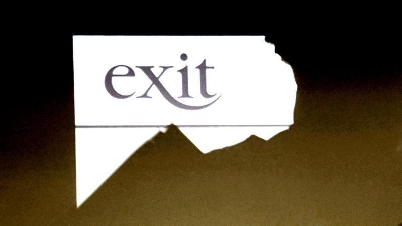 Vereins-Logo von Exit | © Georges Scherrer