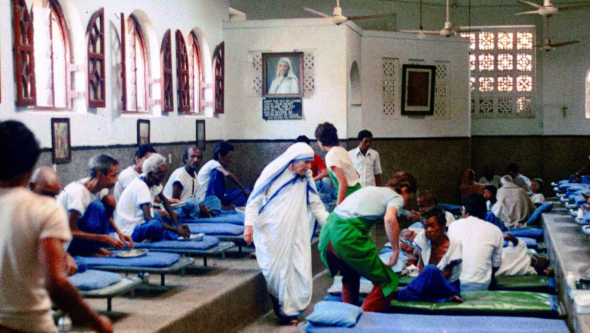 Mutter Teresa Orden