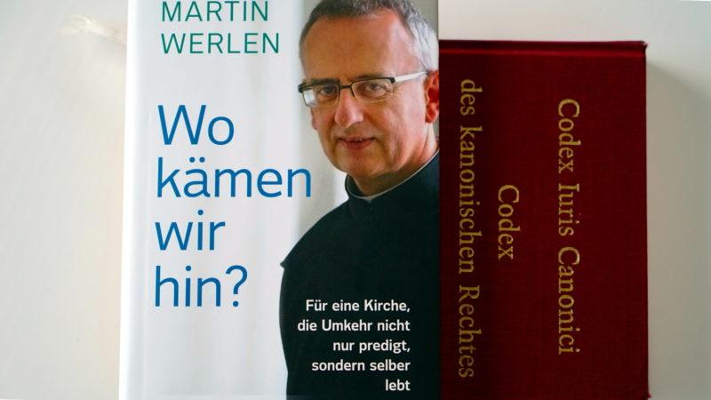 Martin Werlen – «Wo kämen wir hin?» | © 2016 Georges Scherrer