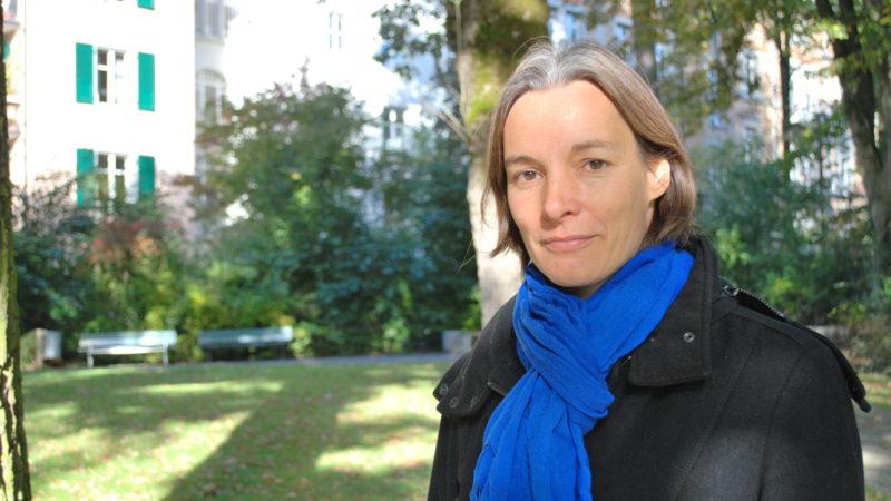 Eva Schmassmann, zuständig für Entwicklungspolitik bei «Alliance Sud» | © Barbara Ludwig
