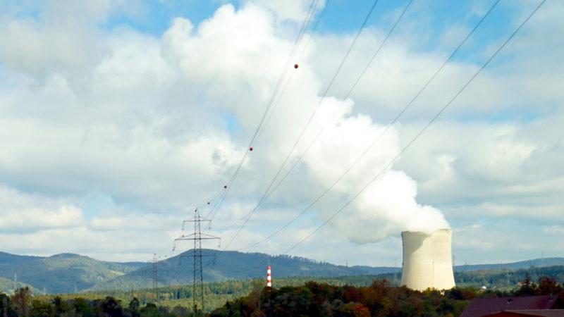 Sind die Tage des Kernkraftwerks Gösgen gezählt? | © 2016 Georges Scherrer