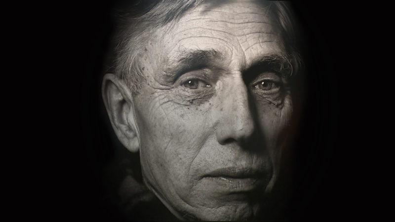 Porträt aus der Ausstellung «Noch mal Leben vor dem Tod | © Hans Merrouche