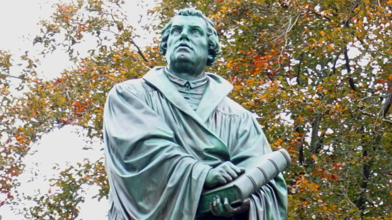 heiligen luther Reformation