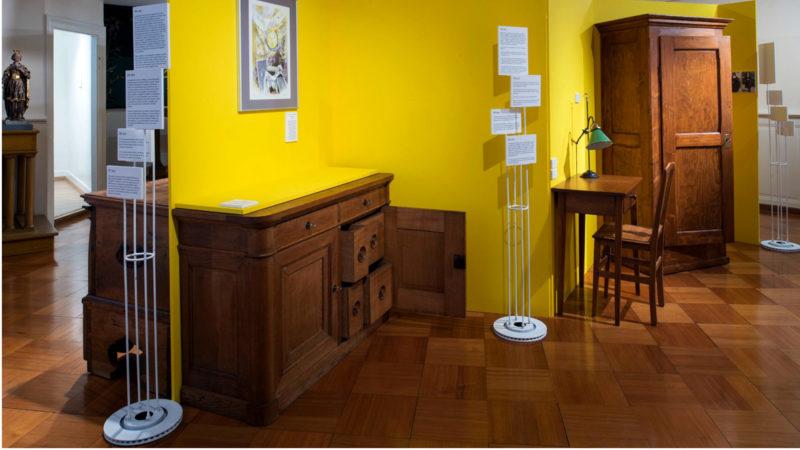 eine ausstellung der freiburger ursulininnen weist den weg nach oben. Black Bedroom Furniture Sets. Home Design Ideas