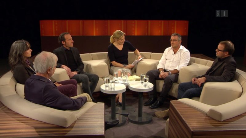 SRF-Club: Mein Kind kämpft beim IS | © screenshot SRF