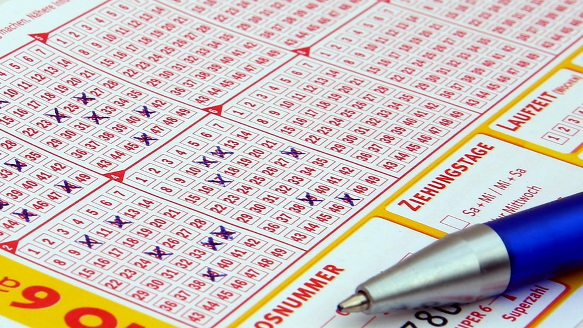 Lotterie Lose